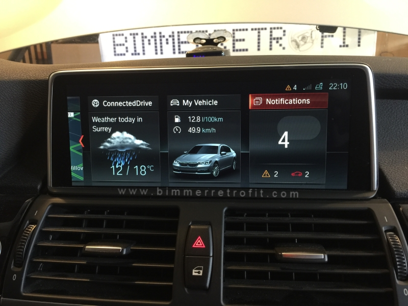 Bimmer retrofit nbt evo id6 retrofit bimmerfest bmw forums try watching this video on youtube or enable javascript if it is disabled in your browser thecheapjerseys Gallery