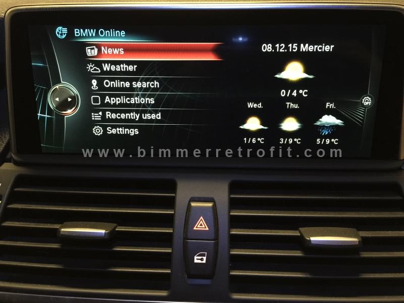 bimmer retrofit rtti real time traffic information u003c u003c u003c rh e90post com bmw hud retrofit manual BMW X1